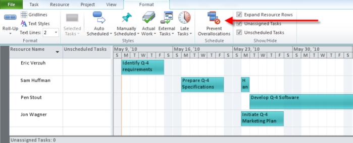 Microsoft Project 2010 Feature Rally: Team Planner - MPUG